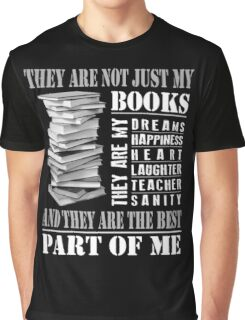 MY BOOKS Graphic T-Shirt