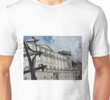 Castle Walls Unisex T-Shirt