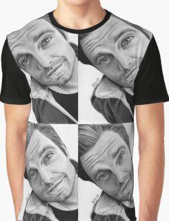 Sebastian Stan #4 Graphic T-Shirt