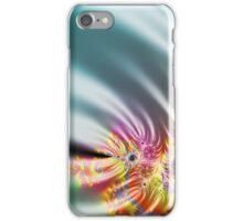 Abstract rainbow colors iPhone Case/Skin