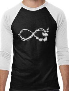 LOVE BOOKS Men's Baseball ¾ T-Shirt