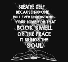 BOOK SMELL  Unisex T-Shirt