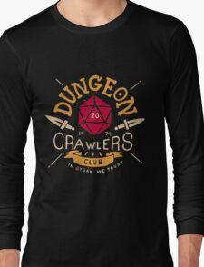 Dungeon Crawlers Long Sleeve T-Shirt