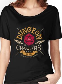 Dungeon Crawlers Women's Relaxed Fit T-Shirt