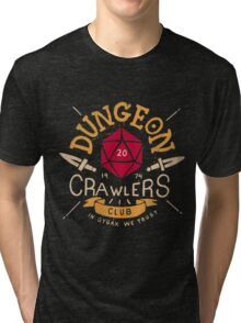 Dungeon Crawlers Tri-blend T-Shirt