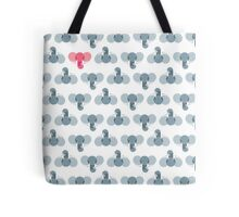 Animal Kingdom: Elephants Tote Bag