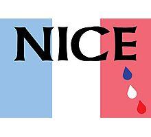 Pray For Nice Photographic Print