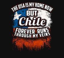 Chile flag shirts Unisex T-Shirt