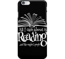 READING iPhone Case/Skin