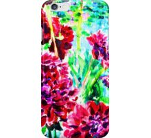 Floral Painting iPhone Case/Skin