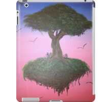 With ends come new beginnings iPad Case/Skin