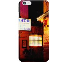 Coors Lane Melbourne Australia iPhone Case/Skin