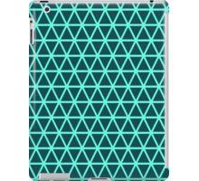 Triangles pattern iPad Case/Skin