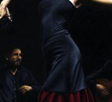 Encantado por Flamenco Sticker