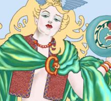 Celtic Gemini Sticker