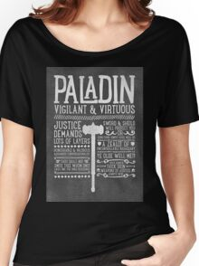 Paladin Women's Relaxed Fit T-Shirt