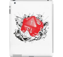 Fellowship Of The Critical Failure iPad Case/Skin