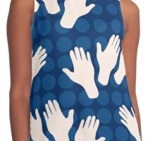Touch me Contrast Tank