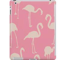 Pink Flamingo iPad Case/Skin