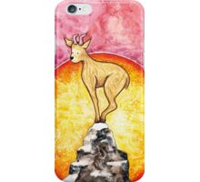 The Year of the Goat iPhone Case/Skin