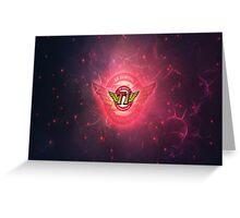 SK Telecom T1 Greeting Card