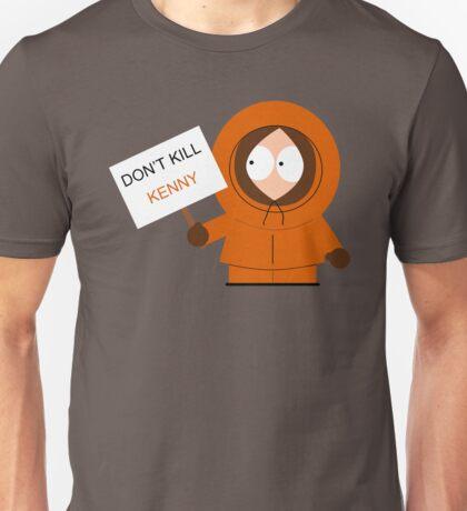South Park Kenny - Don't Kill Kenny Unisex T-Shirt