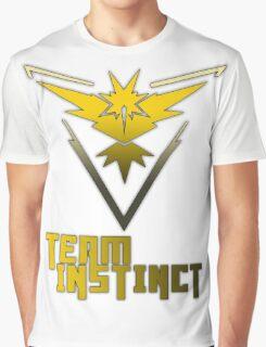 Team Instinct! - Pokemon Graphic T-Shirt
