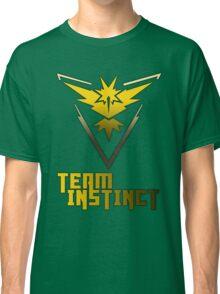 Team Instinct! - Pokemon Classic T-Shirt