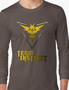 Team Instinct! - Pokemon Long Sleeve T-Shirt