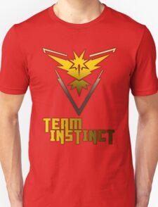 Team Instinct! - Pokemon Unisex T-Shirt