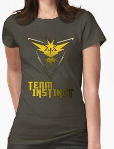 Team Instinct! - Pokemon Womens Fitted T-Shirt