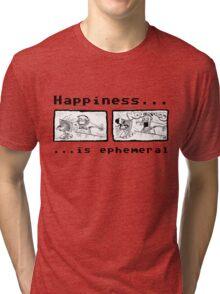 Ephemeral Happiness Tri-blend T-Shirt
