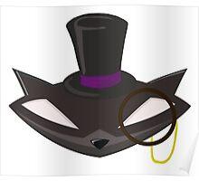 The Gentleman Thief Emblem Poster