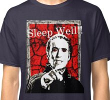 Dracula - Sleep Well!! Classic T-Shirt