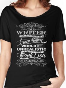 I'M A WRITER  Women's Relaxed Fit T-Shirt