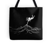 roots T black Tote Bag
