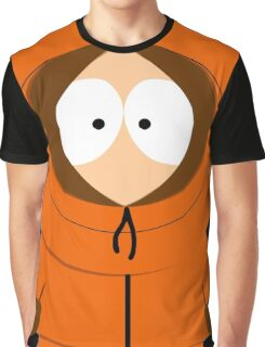 South Park Kenny Graphic T-Shirt