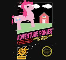 little pony 8 bit Unisex T-Shirt