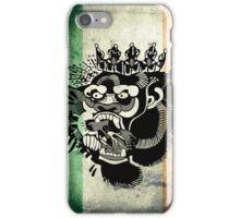 McGregor TriColour Gorilla iPhone Case/Skin