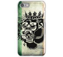 McGregor TriColour Gorilla iPhone Case/Skin