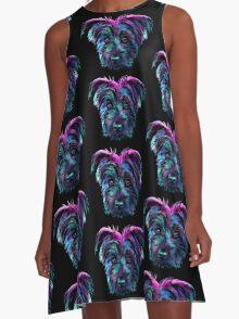 Pyrre A-Line Dress