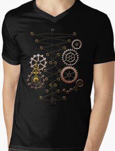 Keeping time Mens V-Neck T-Shirt