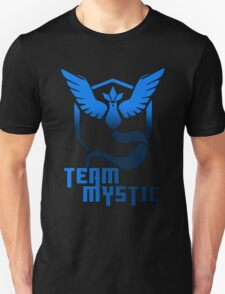 Team Mystic! - Pokemon Unisex T-Shirt