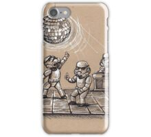 Dance Party in Space iPhone Case/Skin