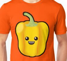 Yellow Pepper Unisex T-Shirt