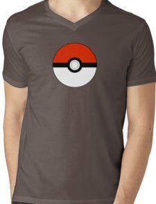 Catchem Mens V-Neck T-Shirt