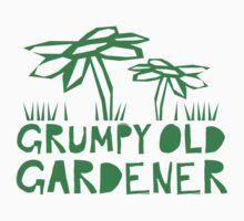 grumpy old gardener One Piece - Short Sleeve