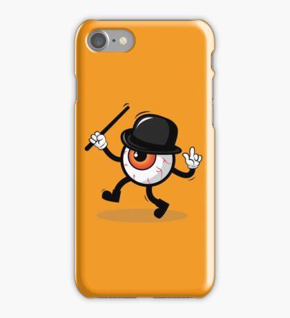 Dancing In The Rain - Clockwork Orange iPhone Case/Skin