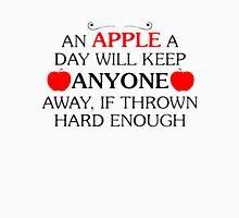 an apple a day Unisex T-Shirt