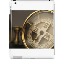 Aged Directions iPad Case/Skin